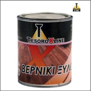 Βερνίκι ξύλου Tesoro